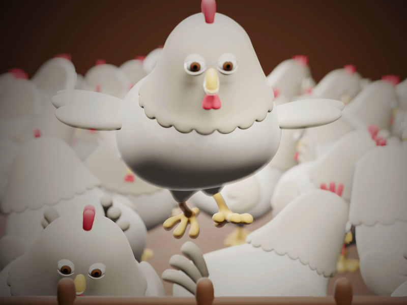 chickenout